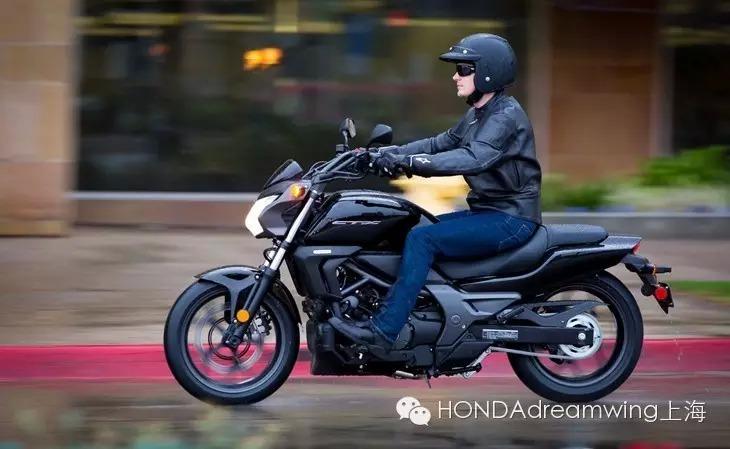 HONDACTX700N创享舒适车生活