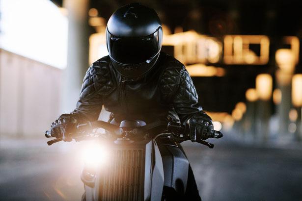 浪人47-1125把哲学融入到机械中的摩托车