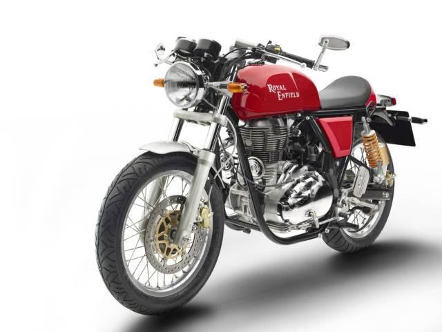 皇家恩菲尔德ContinentalGT纯复古摩托车