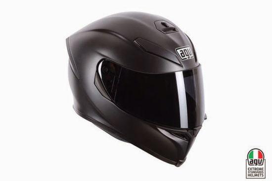 AGVK5系列摩托车头盔于英国上市