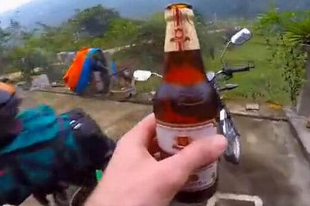 4800公里的摩托车旅行只需两字:出发