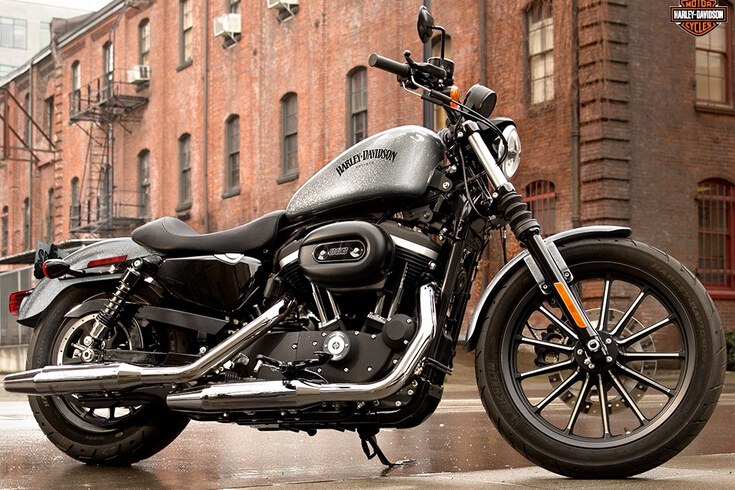 哈雷 Harley-Davidson运动者883™硬汉