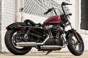 2015 FORTY-EIGHT®整车外观(5张)