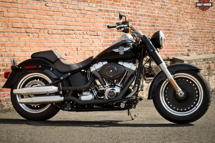 哈雷 Harley-Davidson肥仔®定制版2015 FAT BOY® SPECIAL