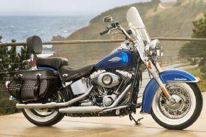经典版继承者2015 HERITAGE SOFTAIL® CLASSIC整车外观(7张)