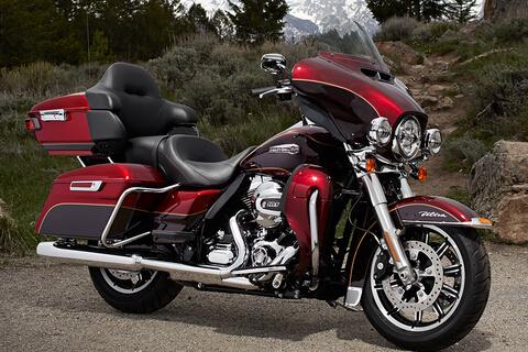 哈雷 Harley-Davidson至尊滑翔2015 ELECTRA GLIDE® ULTRA CLASSIC®