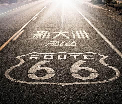 新大洲摩企回归――重走66号公路,行业首秀!