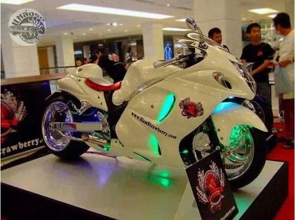 这些摩托车开出去就是拉风!