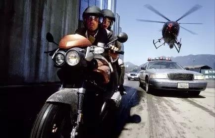 电影中的BMW精灵们