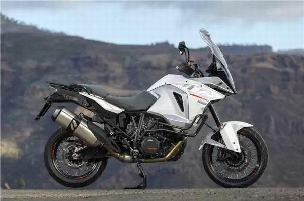 傲视群雄2015款KTM1290SuperAdventure