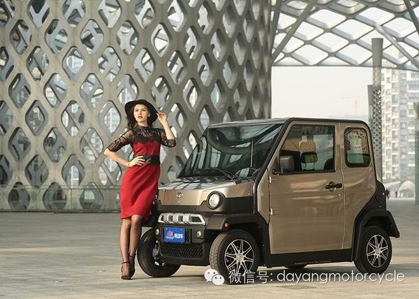 大阳电动四轮车新品CHOK-S系、CHOK-H系广告片抢先看