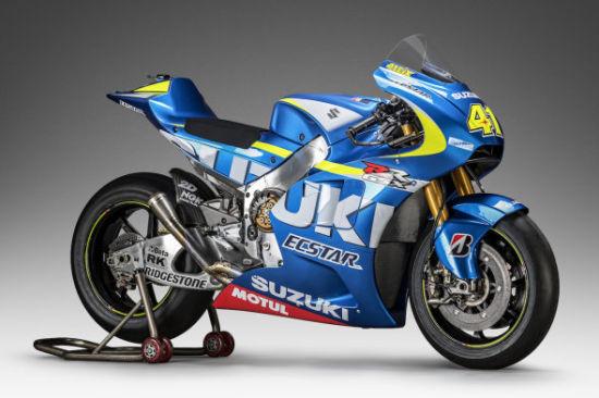 铃木重返MotoGP并公布?#31283;?#36710;辆及车手