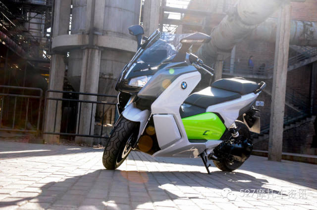 BMW C evolution��幽ν熊���先��拍