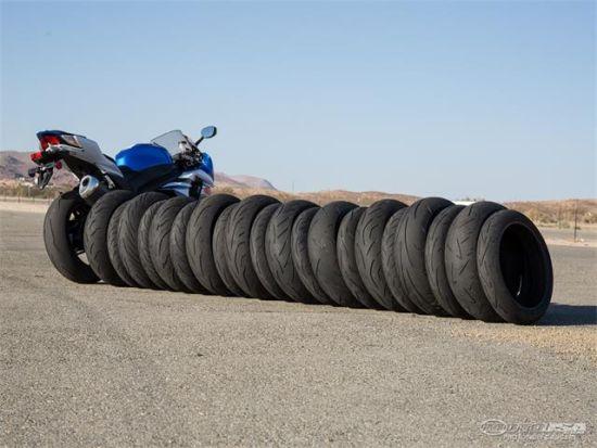 如何为自己的摩托车选择一条好轮胎