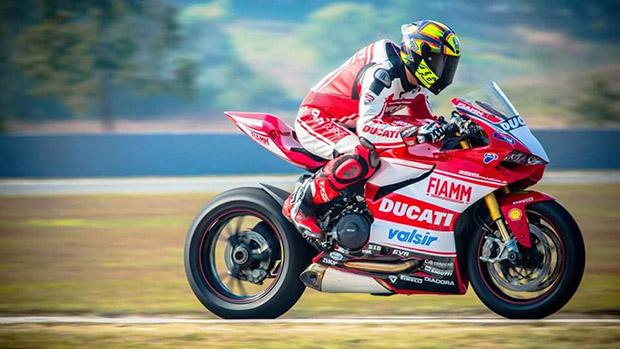 全新车队TeamCER-DucatiHK进军泛珠赛
