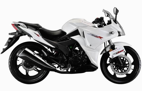 力帆摩托车新产品逆势上扬