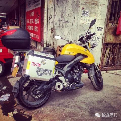 2015在路上,LX650纵横自驾穿越东南亚(DAY1)