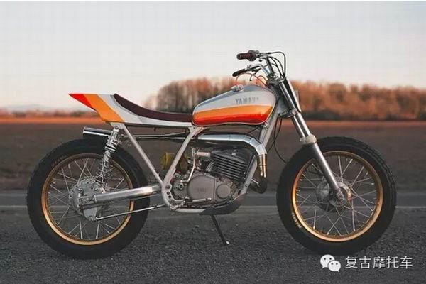 复古澳门威尼斯人在线娱乐平台Yamahadt250