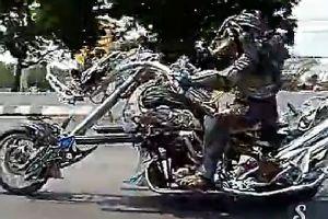 够任性!这还是摩托车吗?