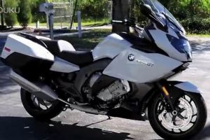 2015 BMW K1600GT Light White at Euro Cycles of Tampa Bay