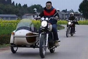 鑫源复古400澳门威尼斯人在线娱乐平台潼南试骑