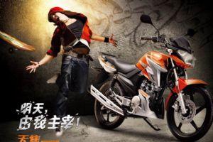 天隼JYM125-3G(豪华版)图解(2张)