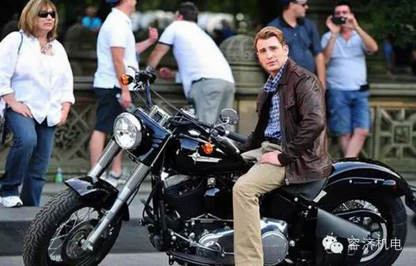 真实的美国人是这样玩摩托车的,全是嬉皮士吗?