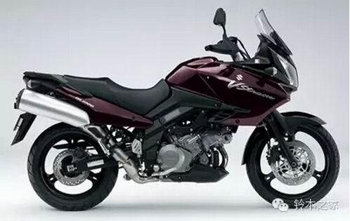 无所畏惧,勇往直前!SuzukiV-STROM1000ABS(2004-20