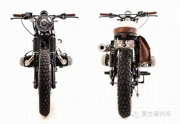 宝马复古摩托车bmw r80_牛摩网