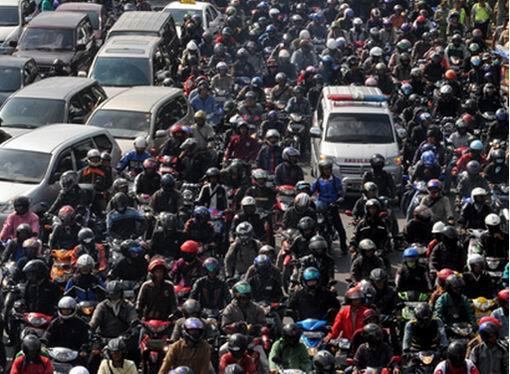 摩托车的歧视总会不约而至