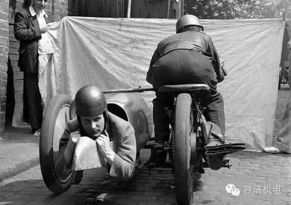 摩托车十张古怪照片让你脑洞大开