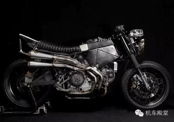 杜卡迪1993年款900SSPetardo摩托车改装