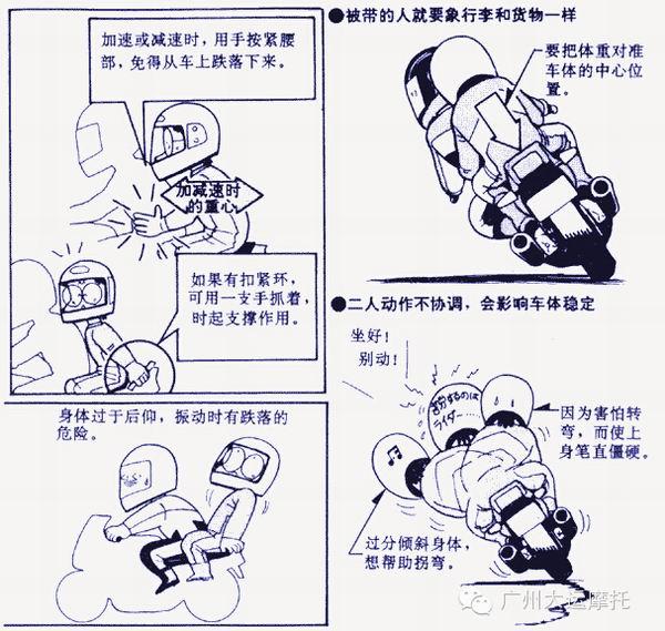 """摩托车驾驶""""技术牛""""修炼篇(六)"""