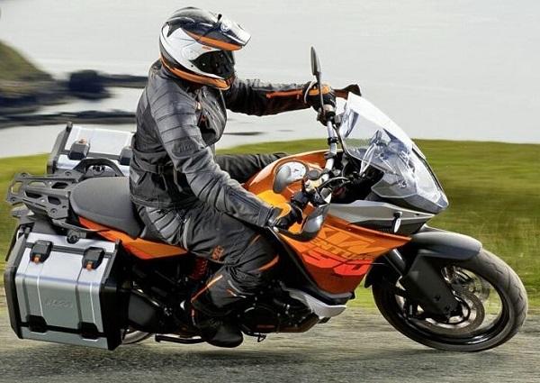 旅行拉力探险车――KTM1190ADVENTURE