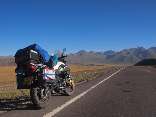 中国那么大,我想骑着摩托去看看