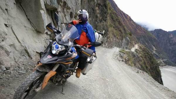RX3骑行丙嚓线冰雪天气骑行300多公里
