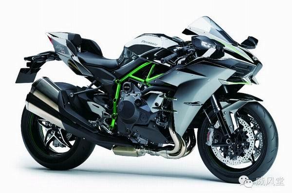 十款量产增压摩托车