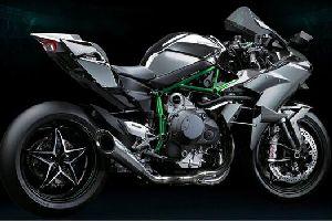 川崎 Kawasaki Ninja H2R