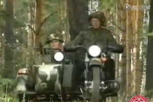 强悍的俄国军挎-乌拉尔