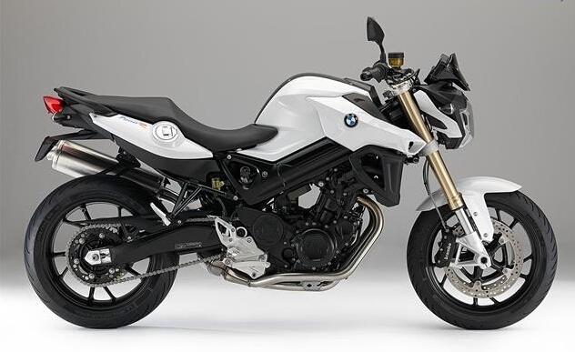 宝马 BMW2015 F800R