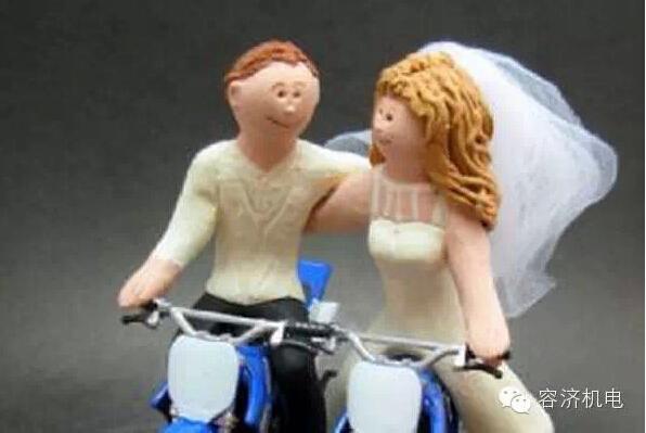 520,骑车的伉俪,祝福你们