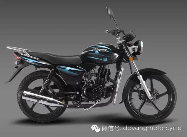 搭载DBI全新动力大阳天勇DY125/150-28A上市
