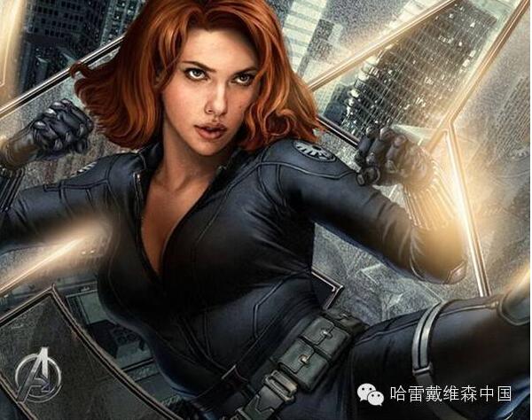 《复仇者联盟2》之黑寡妇的秘密