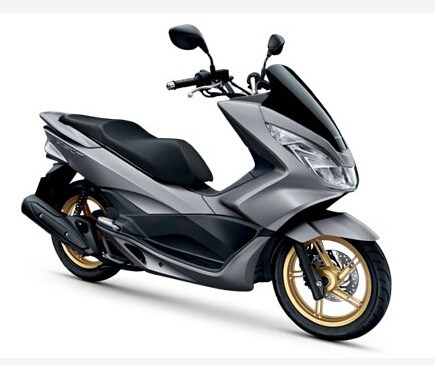 HondaPCX150新图案泰国发布