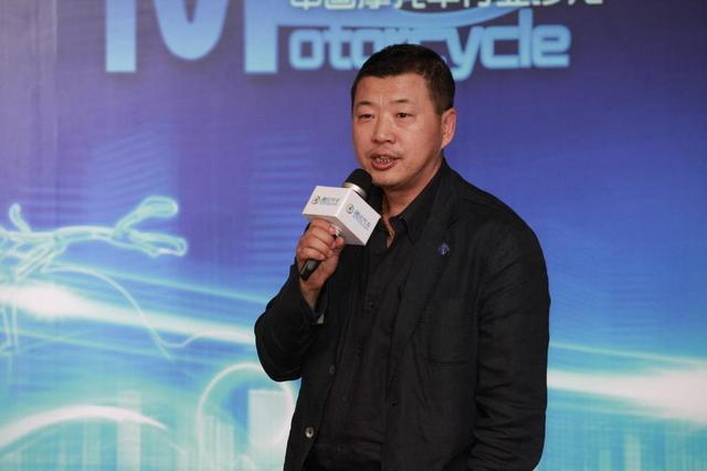 行业协会秘书长李彬致辞:摩托车春天已到来