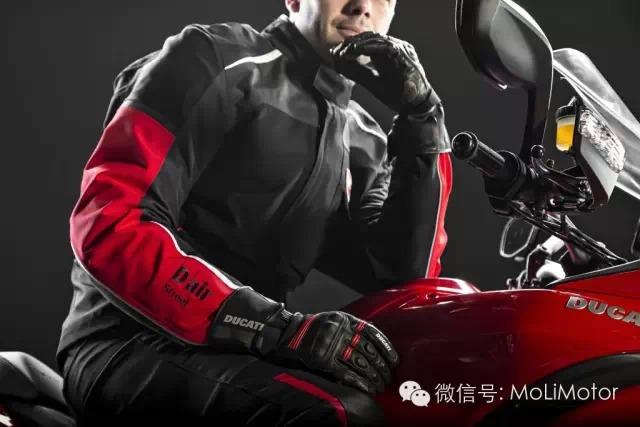 杜卡迪和丹尼斯合作开发骑行安全气囊系统