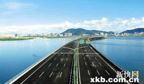 广深沿江高速那点事儿优点不少槽点也不少