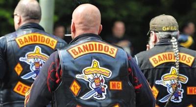 揭秘美国飞车党崛起:摩托车文化变味成黑帮
