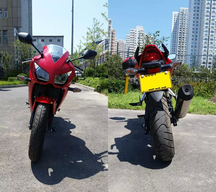 我的第一辆摩托车为什么选CBR300R?