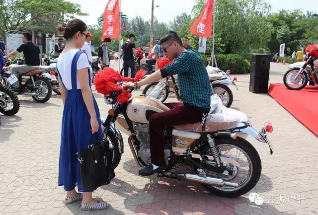 """鑫源""""周末风""""山东首批用户交车仪式"""